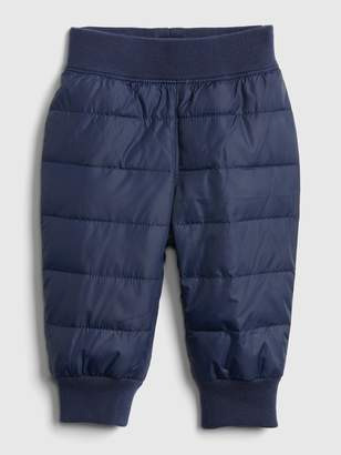 Gap Baby Quilted Puffer Pants