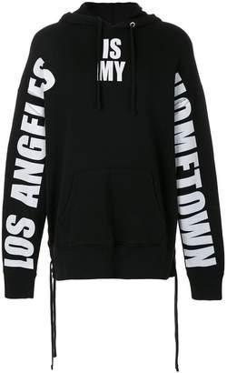 Faith Connexion LA hoodie