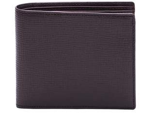 Faire Leather Co. Specter Cg Trifold Wallet Burgundy