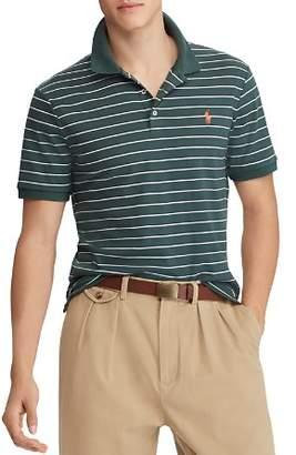 Polo Ralph Lauren Polo Custom Slim Fit Jersey Polo Shirt