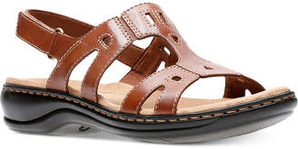 Clarks Collection Women's Leisa Annual Sandals Women's Shoes