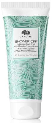 Origins Shower Off(TM) Exfoliating Body Wash with Hawaiian Mineral Water