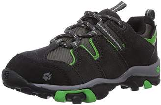 Jack Wolfskin Boys Mtn Attack Low Texapore, Boys Trekking and Hiking Boots