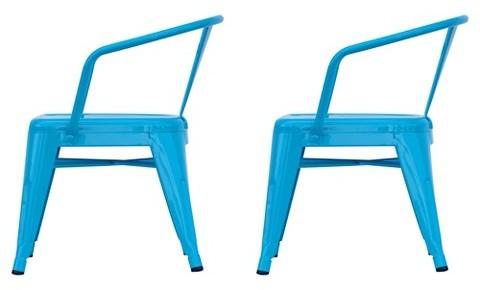 Pillowfort Industrial Kids Activity Chair (Set of 2) 22
