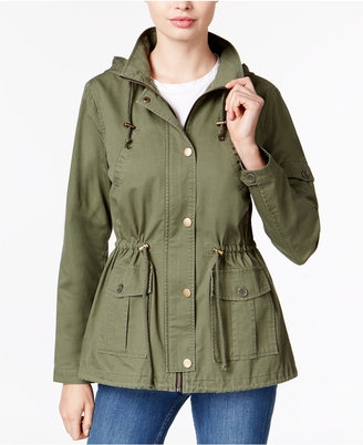Maralyn & Me Hooded Anorak $79.50 thestylecure.com