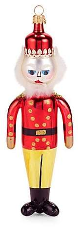 De Carlini Soffieria de Carlini Nutcracker Tree Ornament
