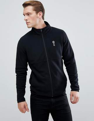 Jack and Jones Core Fleece Track Jacket