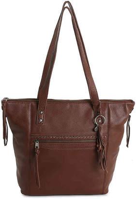 The Sak Marino Leather Shoulder Bag - Women's