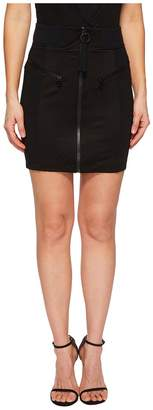 Versace Color Block Skirt Women's Skirt