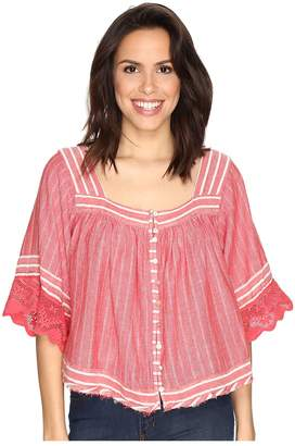 Free People See Saw Top Women's Clothing