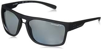 Arnette Men's Brapp Polarized Wrap Sunglasses