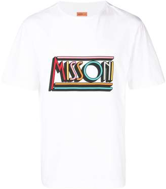 Missoni Mare logo-print T-shirt