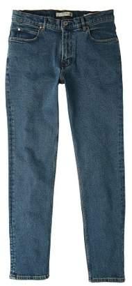 Mango man MANGO MAN Slim-fit dark vintage wash Patrick jeans