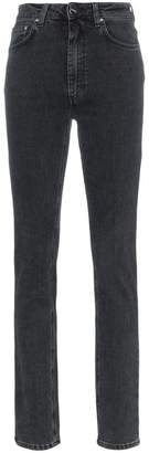 Totême high waisted slim fit jeans