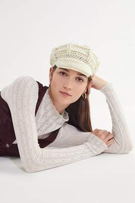 Urban Outfitters Slouchy Knit Fiddler Hat