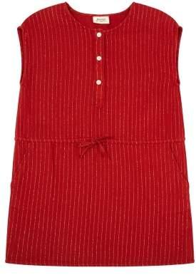 Hartford Sale - Rainette Lurex Striped Dress