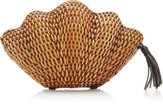 Kayu Jane Clam Clutch