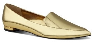 Women's Nine West 'Abay' Pointy Toe Loafer $79.95 thestylecure.com