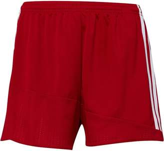 adidas Womens Regista 16 Football Shorts Power Red/White