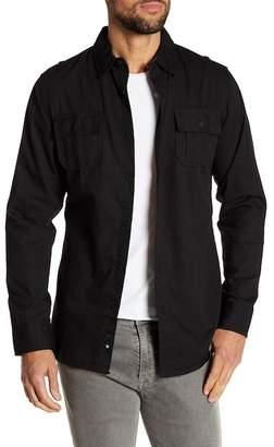 Burnside Long Sleeve Woven Shirt