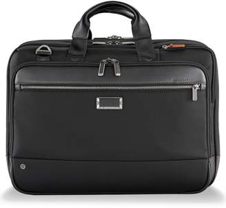 Briggs & Riley @work Large Expandable Ballistic Nylon Laptop Briefcase with RFID Pocket