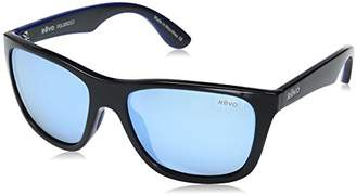 Revo Otis RE 1001 01 BL Sunglasses Black Blue Water