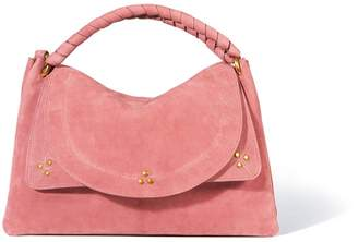 Jerome Dreyfuss Oscar Medium Bag in Hortense Goatskin