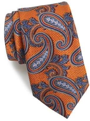 Nordstrom Paisley Silk Tie