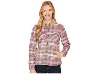 Marmot Hayden Reversible Long Sleeve Women's Long Sleeve Button Up