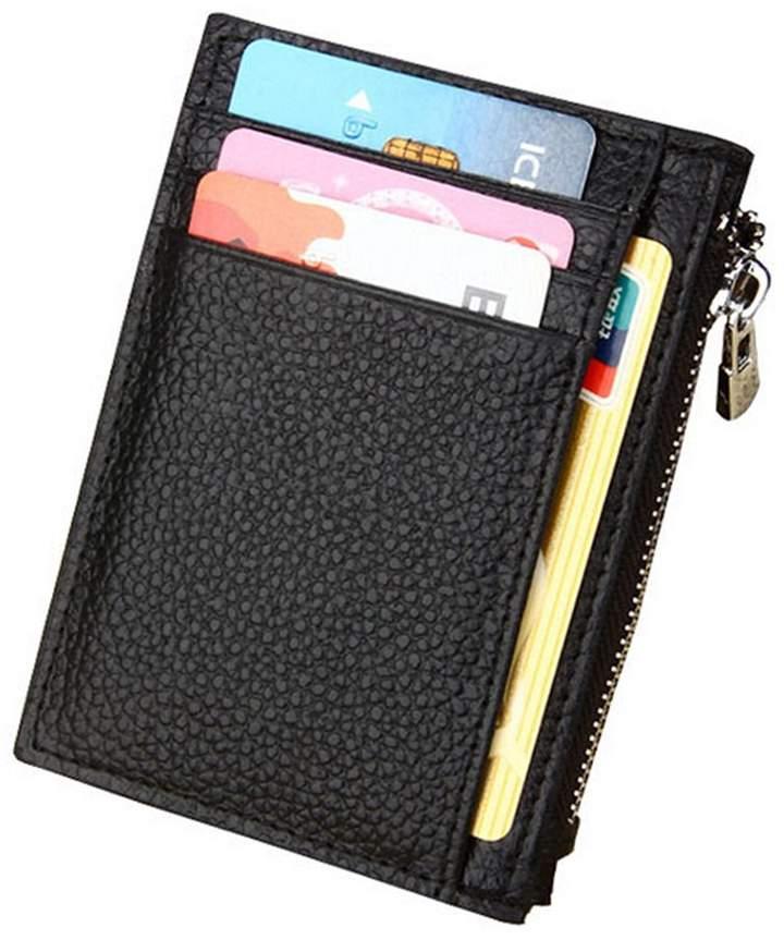 Boshiho RFID Blocking Credit Card Holder Front Pocket Wallet