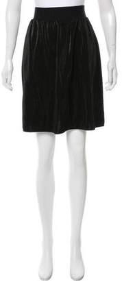 Wolford Metallic Mini Skirt