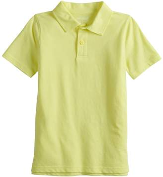 85b8d670f16a5 Carter s Boys 4-12 Jumping Beans Solid Polo