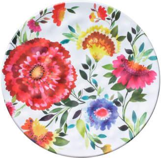 Kim Parker Melamine Salad Plate