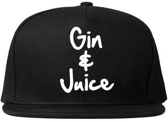 56d244ed Kings Of NY Gin and Juice LA Los Angeles California Hiphop Snapback