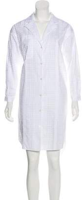 Rachel Comey Long Sleeve Knee-Length Dress