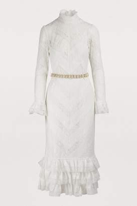 Zimmermann Veneto midi dress