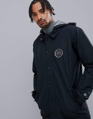 Billabong Velocity Snow Jacket in Black