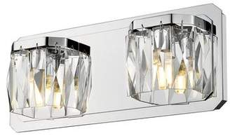 House of Hampton Latorre 2-Light Bath Bar