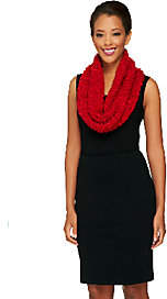 Joan Rivers Classics Collection Joan Rivers Soft Knit Infinity Scarf