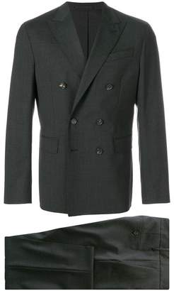 DSQUARED2 double-breasted two piece suit