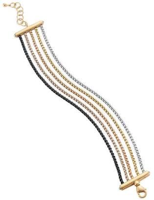 Alor Multi-Color Five-Strand Bracelet