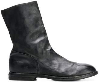 Premiata high ankle boots