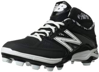 New Balance Men's P4040 TPU Molded Mid Baseball Shoe