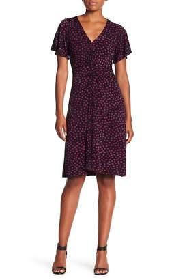 Leota Betty Flutter Dress