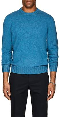 Fioroni Men's Duvet Cashmere Crewneck Sweater