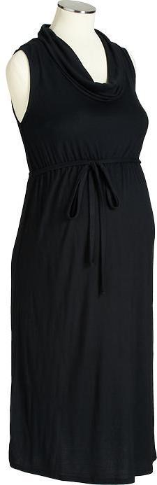 Old Navy Maternity Cowl-Neck Jersey Dresses