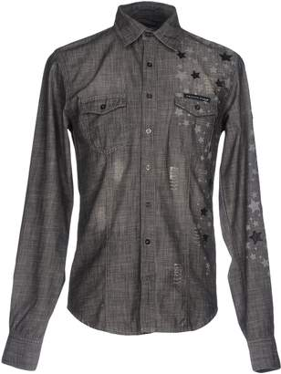 Philipp Plein Denim shirts