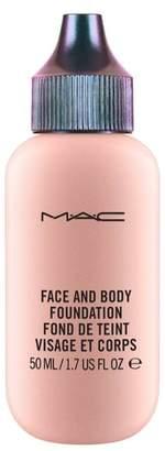 M·A·C MAC Cosmetics MAC Mirage Noir Studio Face & Body Foundation
