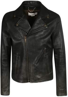 Golden Goose Vintage Biker Jacket