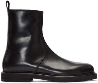 Damir Doma Black Fries Boots